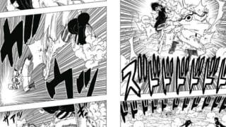 【BORUTO】戦闘シーンがドラゴンボールになるwww